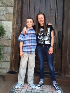 FIRST DAY OF JR. HIGH